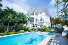 Bán biệt thự diện tích lớn Thảo Điền Quận 2 - Giá cực tốt - 1187m2 - Giá 120 tỷ. LH: 0907661916