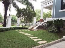 Bán biệt thự quận 2 thuộc khu compound gồm 5 phòng ngủ dt 750m2