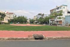 Bán biệt thự An Phú An Khánh Quận 2, DT 10x20m, giá tốt 33 tỷ, đối diện công viên khu B, đường 18m