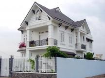 Cho thuê biệt thự An Phú An Khánh, đường lớn khu B với 10 x 20m giá 55 triệu và 28 triệu/tháng