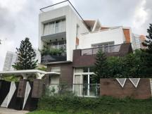 Bán biệt thự KDC Văn Minh, Thân Văn Nhiếp, p An Phú, Quận 2. DT 254m2, giá tốt 36 tỷ, view sông