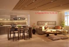 Bán gấp căn hộ An Phú quận 2, DT 82m, Nhà sửa mới đẹp, Giá 1.6 tỷ