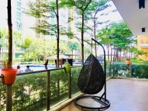 Bán căn hộ 3pn THE VISTA AN PHÚ có sân vườn Tầng TRỆT, view Hồ bơi đẹp tuyệt vời
