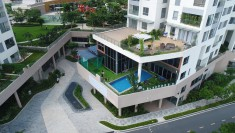 Bán Pool Villa Đảo Kim Cương Quận 2. DT 570m2, hồ bơi sân vườn, nội thất đẹp. LH 0934020014