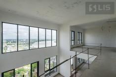 Bán duplex penthouse One Verandah, Thạnh Mỹ Lợi. DT 170m2, view sông, giá tốt 14 tỷ. LH 0934020014