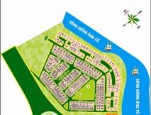 Bán đất biệt thự An Phú quận 2, Vị trí đẹp Sông giồng Phú Nhuận, sổ đỏ 15x30m, giá 40 triệu/m2
