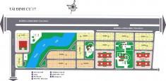 Bán đất an phú đường lương định của lô h17 giá bán = 60 triệu/m2