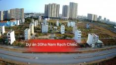 Bán đất khu Nam Rạch Chiếc, P. An Phú,Q2. DT 80m2 giá 7,1tỷ.