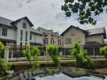 Bán đất biệt thự Thảo Điền Quận 2, ven Nguyễn Văn Hưởng. DT 471m2, góc 2MT, giá rẻ 55 tỷ