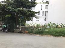 Bán đất biệt thự An Phú An Khánh Quận 2. DT 200m2, giá tốt 28 tỷ, phía sau là công viên trung tâm