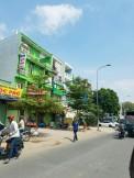 Bán nhà mặt tiền đường Nguyễn Hoàng Phường An Phú Q2 DT 4x20, trệt, 3 L , 6PN