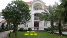 Cho thuê Biệt Thự Thảo Điền Quận 2. Nhà mới, vị trí đẹp, đảm bảo giá rẻ nhất thị trường 2600usd