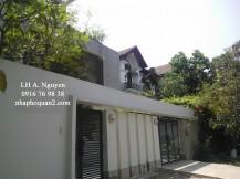 Cho thuê biệt thự Thảo Điền quận 2, Compound, DT 364 m2, giá rẻ 3000usd/tháng