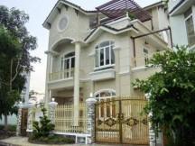 Cho thuê biệt thự mặt tiền đường Song Hành an phú an khánh quận 2.Nhà đẹp như ý. Giá rẻ 2500usd