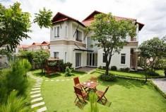 Cho thuê Biệt Thự Thảo Điên Quận 2. Nhà đẹp, có hồ bơi, sân vườn( 500m).Giá chỉ 2.500usd