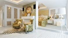 Cho thuê biệt thự Thảo Điền quận 2, 4 phòng ngủ, tiện nghi đầy đủ, giá 1600 usd/tháng