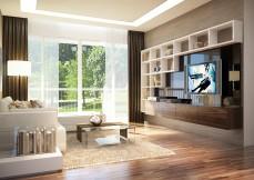Cho thuê biệt thự Thảo Điền quận 2, DT 7x14m, Tiện nghi đầy đủ, Giá rẻ 1200 USD/tháng