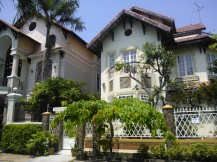 Cho thuê biệt thự thảo điền quận 2,Nhà 320m, 4 phòng, giá rẻ 2000 usd