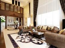 Cho thuê biệt thự Trần não quận 2, Nhà  mới đẹp cao cấp 20x20m, sân vườn, giá rẻ 1800 US