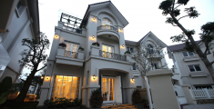 Cho thuê biệt thự quận 2, phường Thảo điền, nhà 10x11m, 4 phòng, giá 1500 usd
