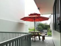 Villa mini cho thuê KDC Sông giồng, 6x18m, 32tr/th