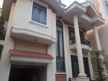 Cho thuê biệt thự Thảo Điền số 28 đường 61, P. Thảo Điền, Q2, 466,1m2 xây 2 tầng, 5pn khu an ninh