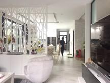 Cho Thuê Villa Sân Vườn - Quốc Hương  - Thảo Điền - Giá 4000 usd/tháng .