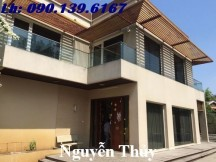 Cho Thuê Villa Quốc Hương, Thảo Điền - Gara, Sân vườn - Giá 2000$ / TH