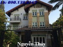 Villa Nguyễn Duy Hiệu, Thảo Điền - Sân vườn, Nội thất cao cấp - 250m2