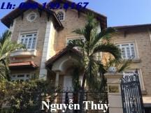 Villa Thảo Điền - Kh u Cao Cấp - VP, Ở GĐ, Homestay - 16x30m - LH Thủy