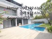 Cho Thuê Villa Hồ Bơi - Sân Vườn 235m2, Thảo Điền, Quận 2. Gía thuê: 3000$/Tháng.
