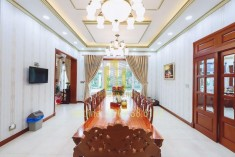 Chính Chủ cho thuê Villa nhà mới đẹp, góc 2 MT - Giá 50 triệu/tháng