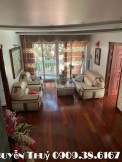 CHo Thuê Villa Khu Thời Báo Kinh Tế - P Bình Khánh - Quận 2 . Giá 30 triêu/tháng