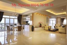 Cho thuê căn hộ Bình Minh quận 2, DT 134m, sửa mới 100%, Giá rẻ 7 triệu/tháng