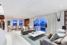 Cho thuê căn hộ Penhouse quận 2, diện tích 140m, có sân vườn, giá rẻ 11 triệu/tháng
