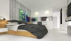 Cho thuê căn hộ Thảo Điền Pearl quận 2, Nhà 2 PN, mới đẹp sang trọng, giá rẻ 750 usd/tháng