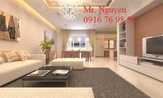 Cho thuê căn hộ Hoàng Anh Riverview quận 2, Nhà 138m2, đẹp giá rẻ 700 usd/tháng