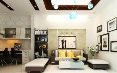 Cho thuê căn hộ Screc quận 2, Nhà 2PN mới đẹp 100%, Giá 8 triệu/tháng
