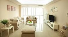 Cho thuê căn hộ Cantavil quận 2, Nhà 100m đẹp 3 PN, Giá rẻ nhất thị trường 650 US/tháng