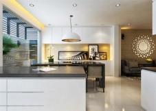 Cho thuê căn hộ Thảo Điền Pearl quận 2, Rất đẹp tiện nghi, 2 phòng ngủ, giá 900 USD/tháng