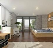 Cho thuê căn hộ An Phú An Khánh quận 2, Nhà 2 PN, nội thất dính tường, giá rẻ 7.5 triệu/tháng
