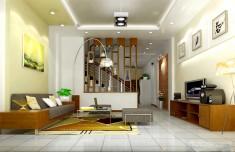 Cho thuê căn hộ An Khang quận 2, Nhà 2 PN, tiện nghi, giá 600 USD/tháng