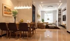 Cho thuê căn hộ An Thịnh quận 2, Nhà đẹp 3PN,phòng xông hơi,Tiện nghi,giá 14 triệu/tháng