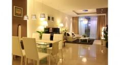 Cho thuê căn hộ Cantavil quận 2,thiết kế 3PN,tiện nghi đầy đủ,giá 600 USD