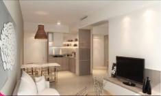 Cho thuê căn hộ Cantavil quận 2, 2 phòng ngủ, tiện nghi, giá rẻ nhất thị trường 600 USD