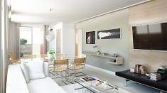 Cho thuê căn hộ An Cư quận 2, Nhà 2 phòng ngủ, tiện nghi đầy đủ, giá rẻ 11 triệu