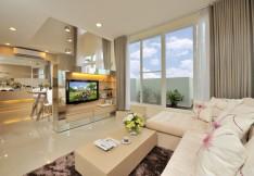 Cho thuê căn hộ the Vista 135 m2, căn hộ gồm 3 phòng ngủ, cao cấp, giá rẻ 1100 usd