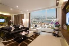 Cho thuê căn hộ Thảo điền pearl quận 2, DT 136m2, sang trọng,giá 1500 usd/tháng
