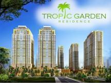 Cho thuê nhiều căn hộ Tropic garden quận 2, 2-3 phòng ngủ, giá tốt trong tháng 9, 16 triệu/tháng