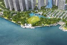 Cho thuê căn hộ Vinhomes tân cảng, tòa Central 1, diện tích 77m2, 2 phòng ngủ, giá 750 usd